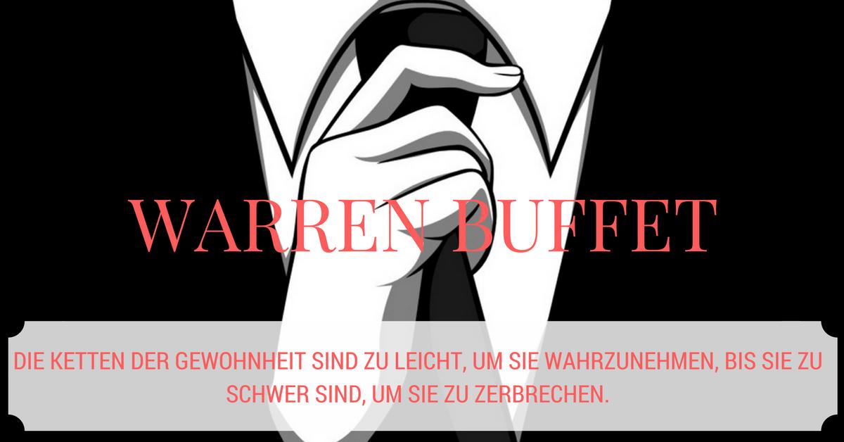 Warren Buffet Zitat