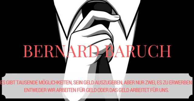 Bernard Baruch Dividende