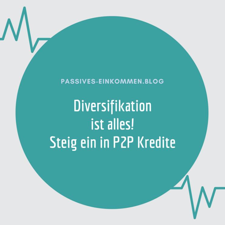 passives einkommen P2P