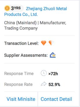 Alibaba Trade Assurance Example 3